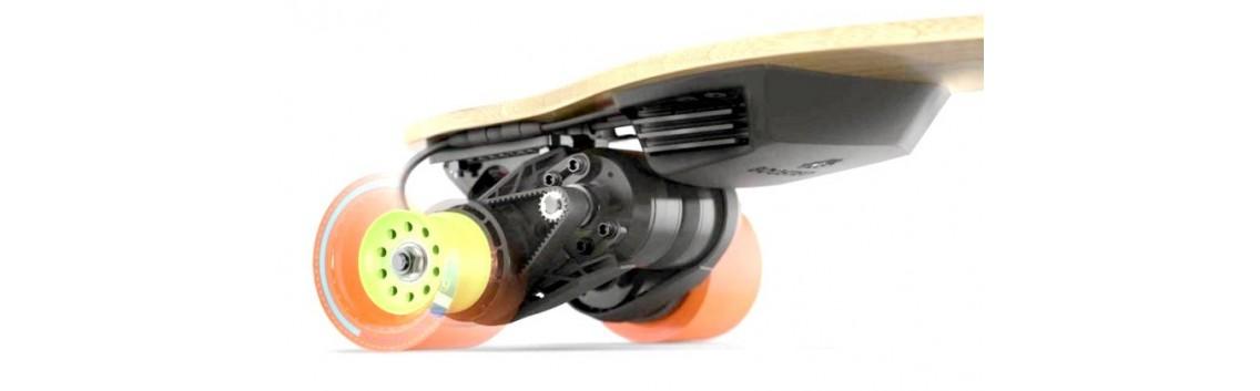 E-Skateboards Belt Drive